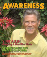 March April issue of Awareness Magazine : Vinit Allen, Designing  a World That Works