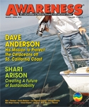 Awareness Magazine March/April 2010 cover
