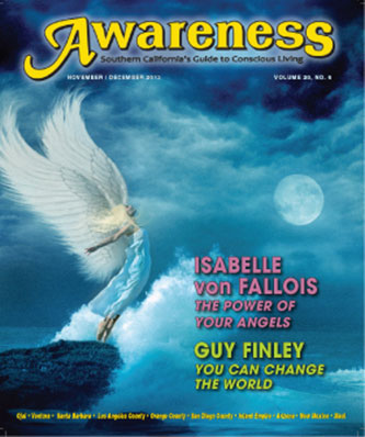 Isabelle von Fallois the power of angels Guy Finley you can chance the world
